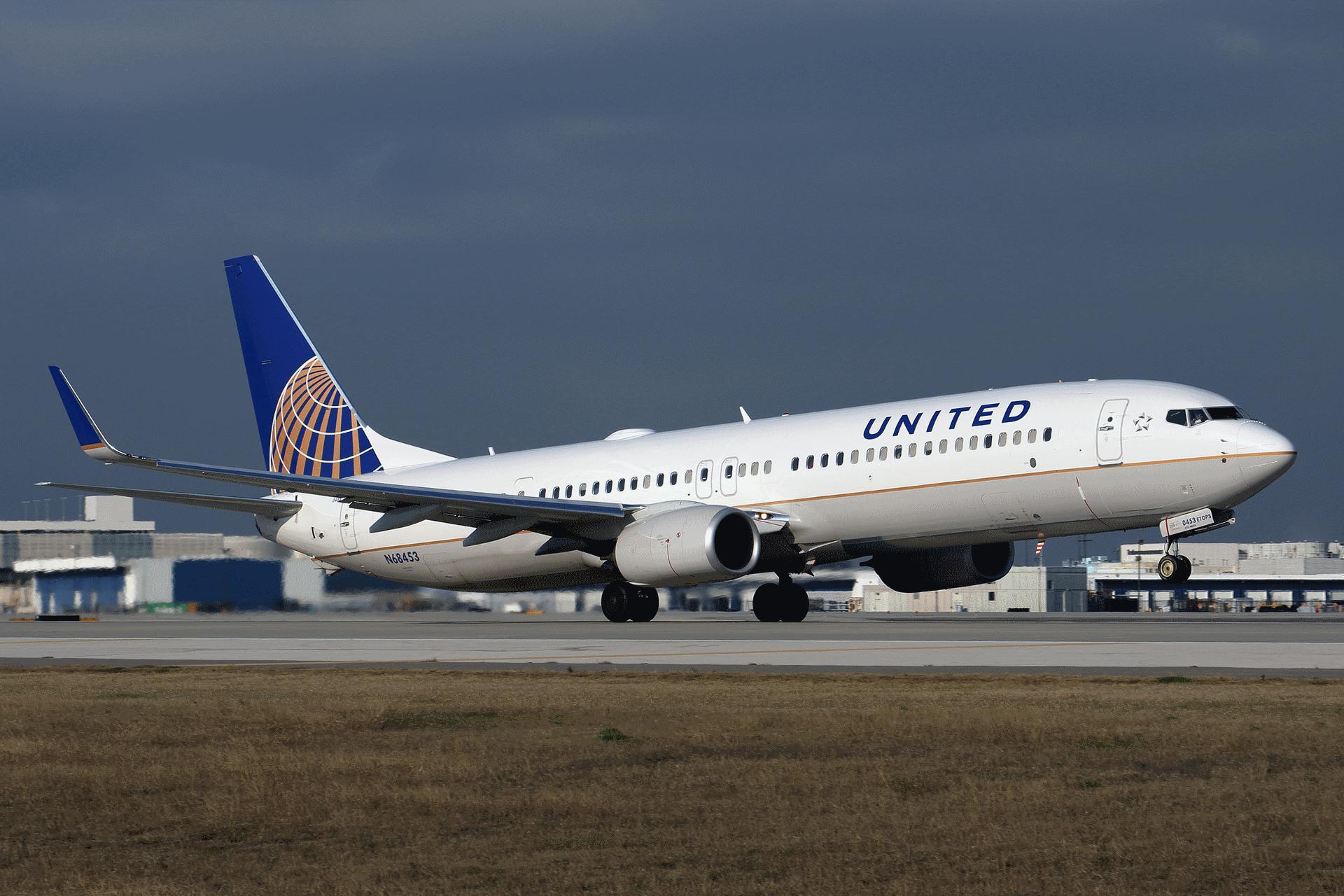 Photo of Plan taking off in Houston